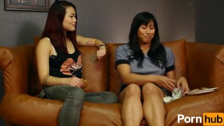 Coming Together - Scene 1 japan lingerie babes pussy-eating young asian teen fingering natural-tits lesbian big-boobs nice-ass kissing shaved-pussy orgasm girl-on-girl finger-fuck