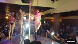 Aja' WINS the Bikini Contest