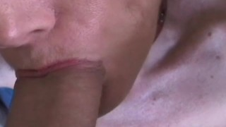 Her blow his and lover tied cock blonde milf by gmilf sucking