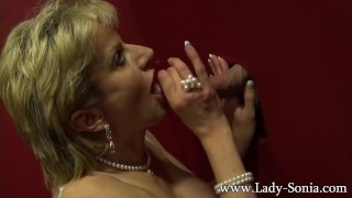 The hole big glory sucking blonde lady milf dick sonia on british milf