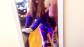 D.va gets play of the game  big ass college teen cosplay redhead amateur blowjob cumshot pov young cowgirl doggystyle overwatch overwatch dva