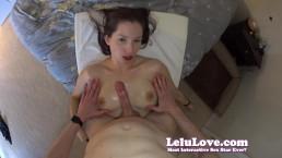 Lelu Love-POV Titjob Titty Fucking Cumshot