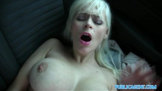 Public Agent Vacationing Italian babe fucked in car by local The shot
