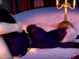 Queen Nualia - Dark Elf Queen SFM