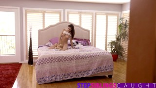 StepSiblingsCaught - Helping My Step Sister Ariana Marie Cum Perky step