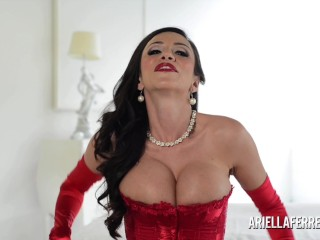 Hot Big Tit Ariella Ferrera Interview