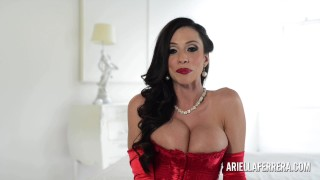 Hot Big Tit Ariella Ferrera Interview Cumshot contact