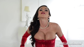 Hot Big Tit Ariella Ferrera Interview porno