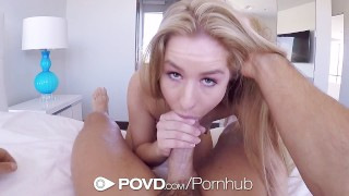 POVD 69 in pov with Lily Ford perfect pussy Anal hardcore