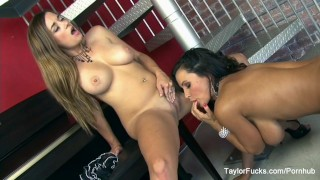Sex vixen ann lisa more for lesbian and return taylor lesbian on