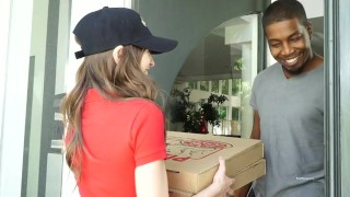 Riley Reid - Pizza That Ass Tits anal