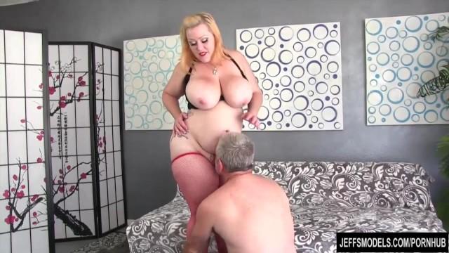 Big ass boobs Big ass and boobs girl takes fat cock