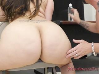 48 Inch Ass Worship - Alycia Starr Femdom
