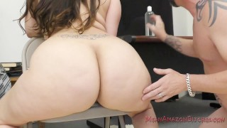 48 Inch Ass Worship - Alycia Starr Femdom  face riding ass worship lick her ass big ass facesitting femdom chubby kink butt alycia starr kiss her ass big butt meanbitches