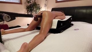 Gushing wife camera orgasms dildos plug butt running amateur butt plug