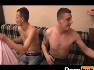 Bareback Youth Hostel 2   Scene 3