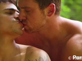 Connor Maguire Fucks Levi Karter - Scene 1