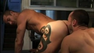 bareback scene tops tattooed kink tattoo