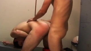worked out and pumped hard - Scene 3 Bears cock