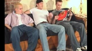 Campus Boyz 3 - Scene 6 porno