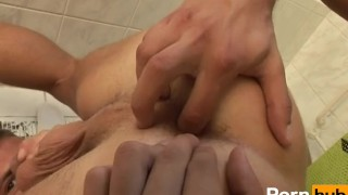 Cum scene  holes hungry oral throat