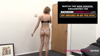 This actress is in over her head  agent behind-the-scenes amateur blonde blowjob pov casting real doggy petite short-hair first-time tattoos big-dick failnal backroomcastingcouch