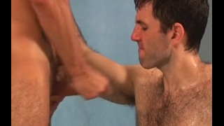 Hairy Studs Video vol 1 - Scene 3