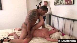 White wife pussy black man cock and facial  hardcore interracial housewife facial amanda-blow cuckold cumshot wife dothewife blowjob