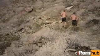 Levi Michaels and Darius Ferdynand Flip Fuck - Scene 1 Bareback facials