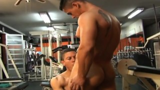 worked out and pumped hard - Scene 5