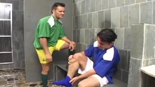 Bareback soccer sluts - Scene 1