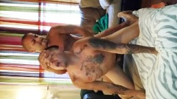 Monster cock pounding