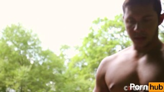 Seth Santoro Fucks Duncan Black - Scene 1 porno