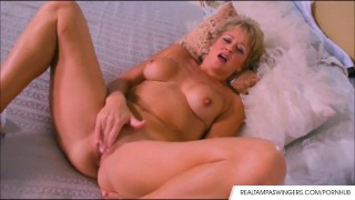 Tracy Licks Is Alone And Horny