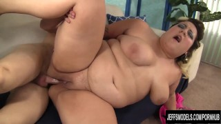 Twat her fucked prick sucks plumper tempting and a gets ass and chunky natural