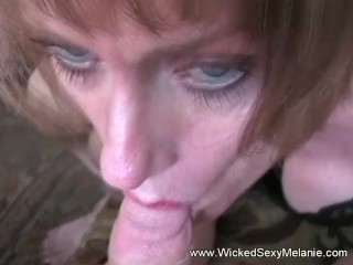 Melanie Suck And Blow Cock Lively