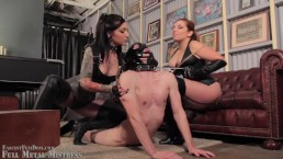 Caned by Elena and Cybill - Trailer