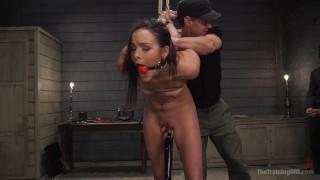 Anal Discipline Training
