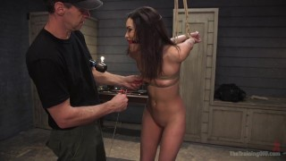 Anal Discipline Training