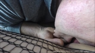 Cum Overload - Lil Blonde Cutie Gets Pussy Eaten, Fucked & Mouth Flooded 69  big ass bouncing cum drooling mouth cum flood doggystyle-pov fishnet-bodystocking salivating-blowjobs 69 cum in mouth creamy-pussy-cum cum-in-mouth amateur throatpie little-oral-andie cum-overflow cum-overload jiggly-ass fishnet bodysuit extreme tight pussy