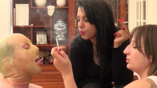 Mistress Laila Smoking Ashtray