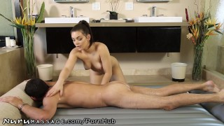 NuruMassage Showering with my Wifes Cousin