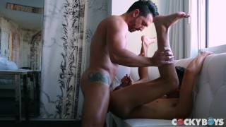 Preview 6 of Jimmy Durano Fucks Alessandro Haddad