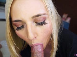 Beautiful blue eyed cocksucker