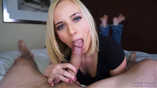 Beautiful blue eyed cocksucker Solo slim