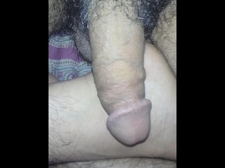 Cock Jerking With Out Touching Hand