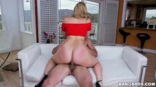 On big pawg back claps texas alexis ap with bangbros her ass assparade big