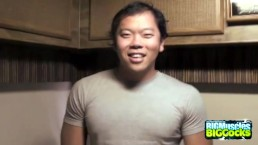 Asian Body Builder Jason Katana