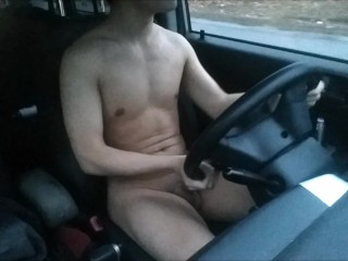 Driving Naked Around Town