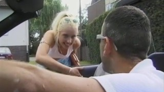 Picked teen for up blonde sex extreme germanstreets